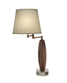 Hospitality Bolt Down Lamps